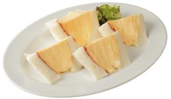 喫茶マドラグ 玉子サンド